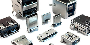 USB<br /> Connectors