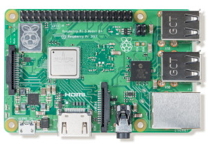 Spotted! GCT USB1035 On The Newest Raspberry Pi 3 Model B+