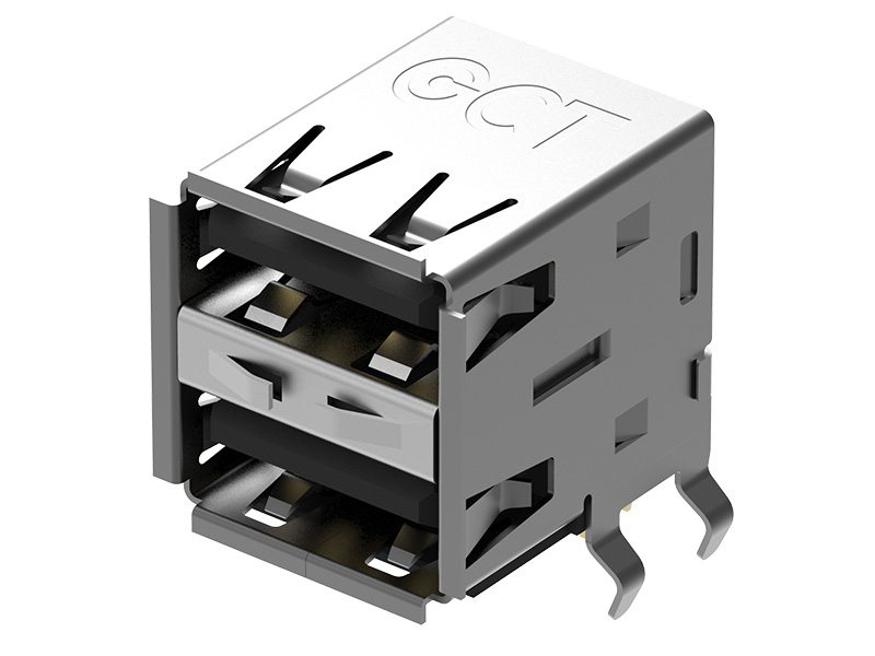 Stock of Raspberry Pi USB connector available at Newark