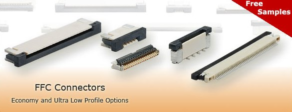 ffc connector product range released