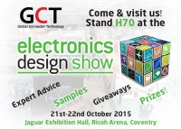 Spend a day in the life with GCT at the Engineering Design Show 2015