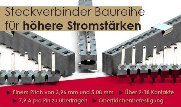 1.27mm 5 x Board-to-Board-Steckverbinder horizontal 30 Kontakte NEU