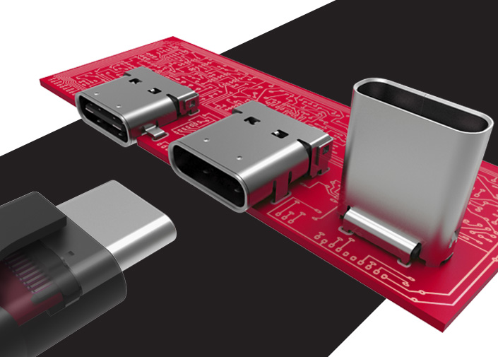 GCT's USB Type-C Connectors