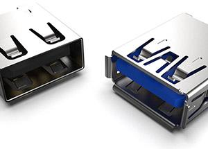 Performance USB A connectors that last