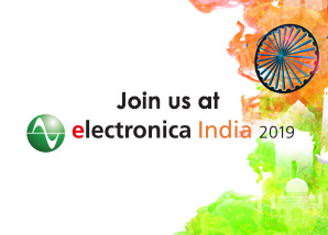 Meet with GCT at Electronica India 2019