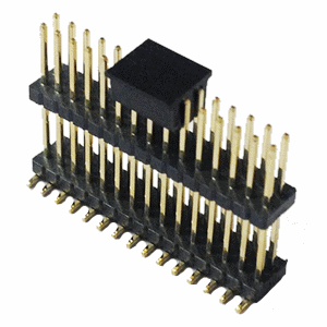 pcb connector packaging plastic cap