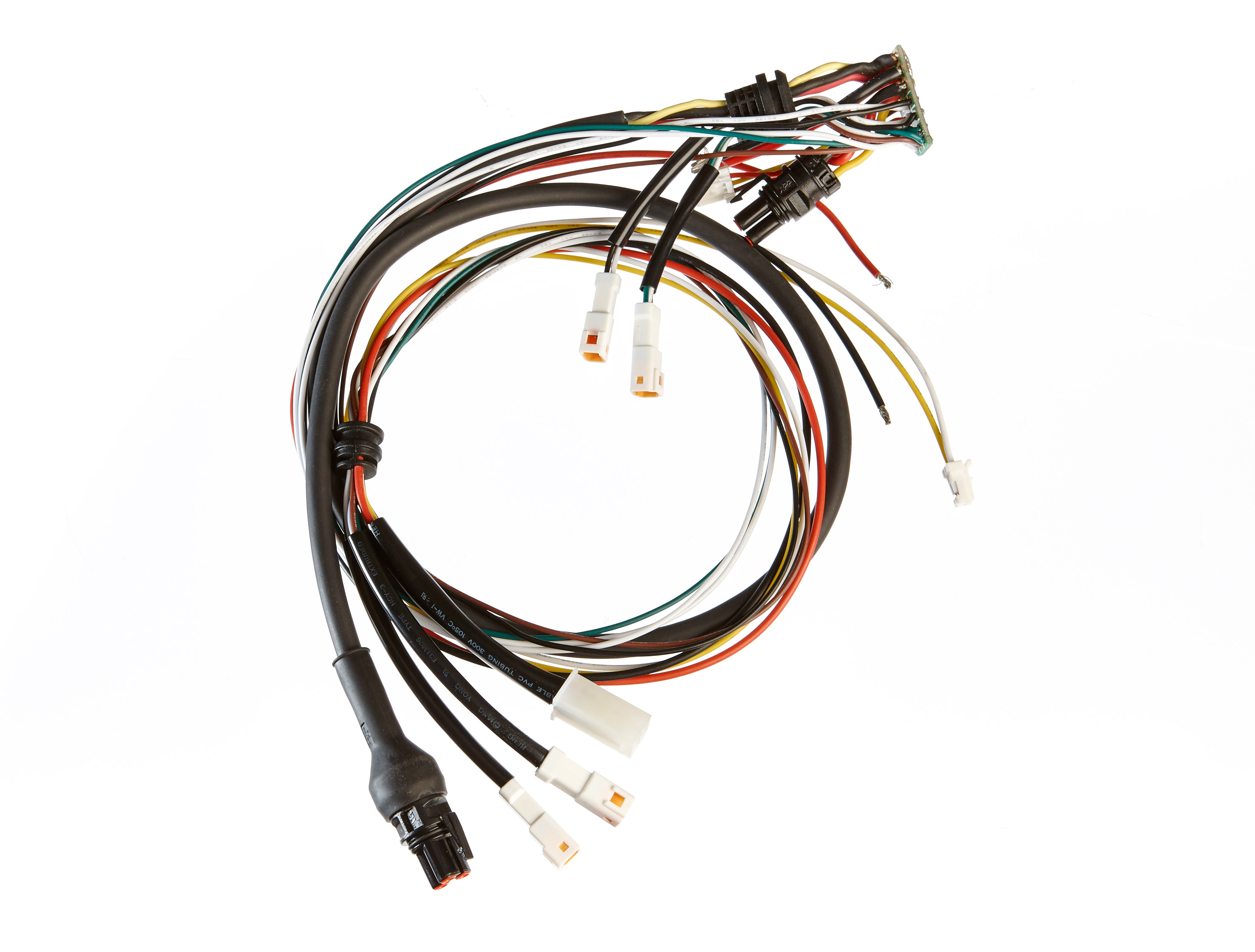 aerospace wire harness assembly image wire harness assembly wire harness cable assembly | gct