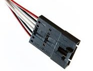 Molex SL 2.54mm pitch housing assembly