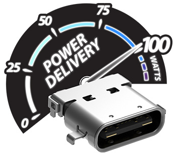 USB Typ C Power Delivery
